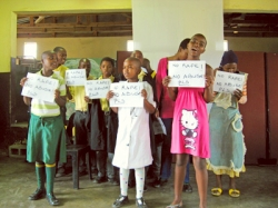 Boosting child protection in the community: Fumana Child Protection Activity