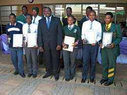 29 distinctions for the Class of 2012!