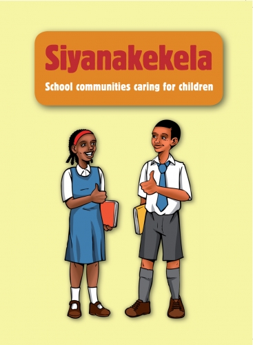 Siyanakekela: school communities caring for children
