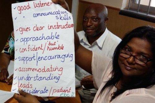 Establishing Professional Learning Communities in KwaZulu-Natal