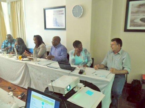 RHIVA Regional Baseline Study Workshop