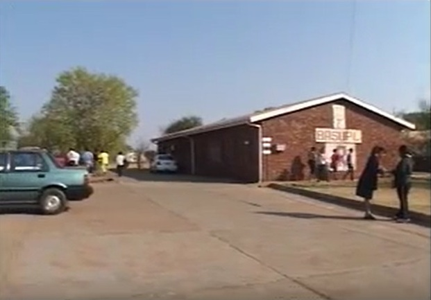 Education Support Centres: North West Province