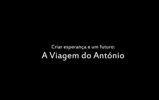 A Viagem do Antonio (CSTL training video_Portuguese)