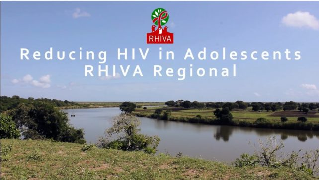 Reducing HIV in Adolescents (RHIVA) Regional (English)
