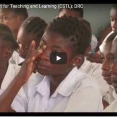 Care and Support for Teaching and Learning (CSTL): DRC