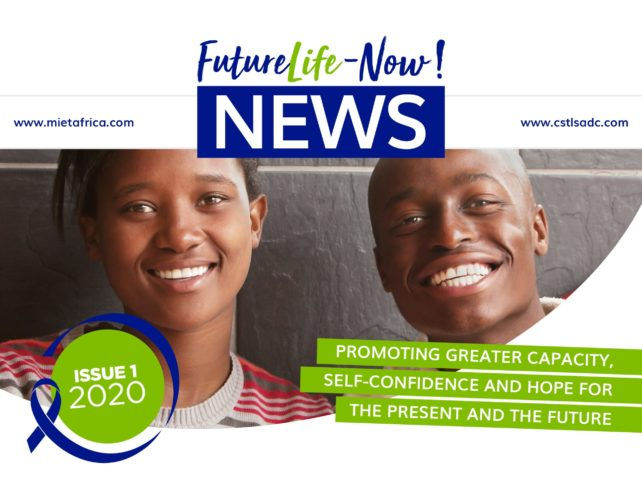 FutureLife-Now! Newsletter Edition 1 Out Now!