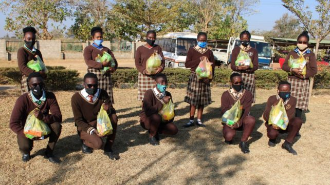 FutureLife-Now! Brings Joy to Schools in Zambia