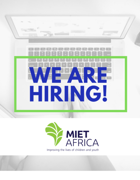 Vacancy|| Personal Assistant to the Executive Office || MIET AFRICA || Durban